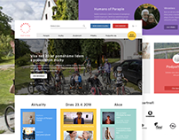 Centrum Paraple Website