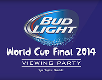World Cup 2014 Viewing Party - Las Vegas, NV