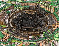 The Maze City