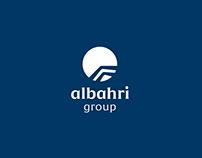 Albahri group brand | هوية مجموعة البحري