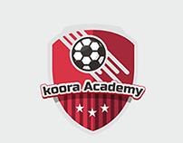 Koora Academy Branding