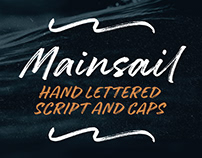 Mainsail typeface
