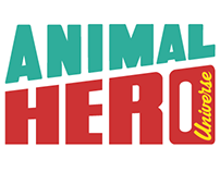 Design of the Brand Animal Hero Universe