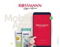 Rossmann mobile app redesign