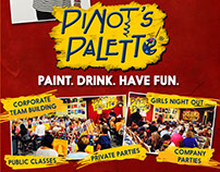 Pinot Palette Advertisement