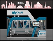Design 3D Stall And Exhibition #event Stand.