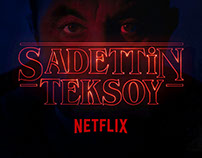 Stranger Things - Sadettin Teksoy is at Hawkins