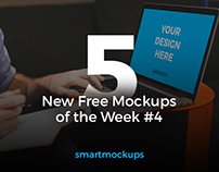 New Mockups of the Week #4