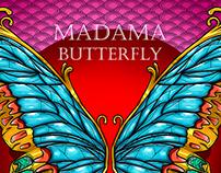 Fan Art // MADAMA BUTTERFLY
