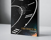 'A Brief History of Time' Book Dust Jacket