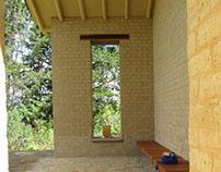 Salon de Meditación y Biblioteca, Auromira