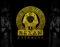 Clean Extractz Branding and Packaging