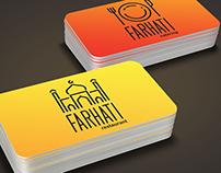 FARHATI Restaurant & Catering - Logo & Branding