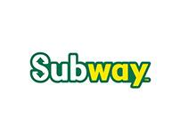 Subway - Rebranding