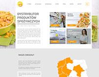 Hurtownia Marol - projekt WWW