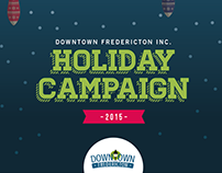 #LoveYourDowntown campaign | Posters design