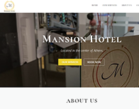 Mansion Hotel Athens Project