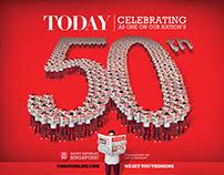 TODAY Celebrates SG50