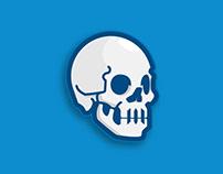 Icono cráneo