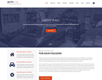 Free Car Dealer WordPress Themes