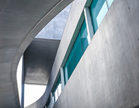 Maxxi Contemporary Art Museum by Zaha Hadid, Rome