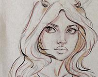 Zita | Character Design