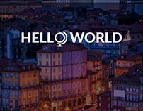 Hello World | Web app for post-tourists