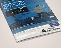 Rapport d'activités - Programmes Maison Jean Lapointe