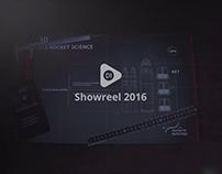 Digital for technology  Showreel 2016