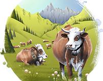 Savoie Biblio / la Savoie & Haute Savoie illustrées