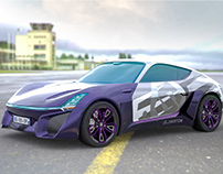 GFXP X-TAON Design