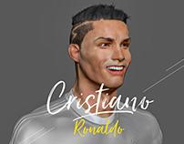 Cristiano Ronaldo 3D
