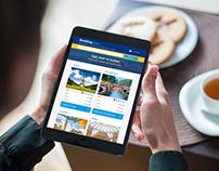 HTML EMAIL Design: Booking.com