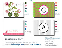 Note Card Templates
