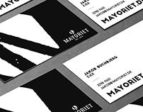 Visual identity | Mayoriet