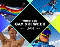 Swish (Gay Ski Week at Whistler, BC)