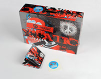 Rollerblades Packaging