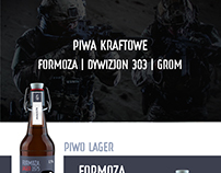 Polish Special Forces Craft Beer