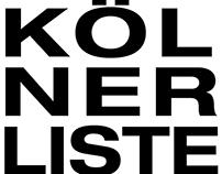 KÖLNER LISTE Art Fair
