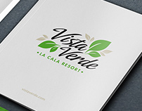 Vista Verde - Logo and Brand