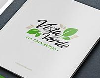 Vista Verde - Logo and Brand