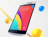 OPPO N3 product function