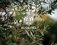 ALOADES extra virgin olive oil