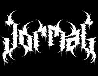Jormag Metal Logotype