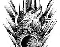 Tattoo design 2016