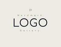 Word mark Logo Gallery