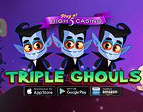 Triple Ghouls