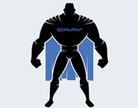Cray: Superhero campaign