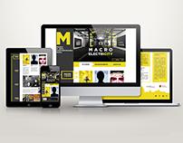 Macro Museum   Web Design