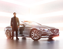 Mercedes-Benz with Rick Guest | CGI Architecture
